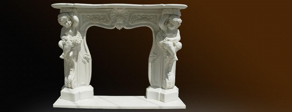 Кожна деталь каміну є результатом ретельної  ручної роботи наших майстрів …